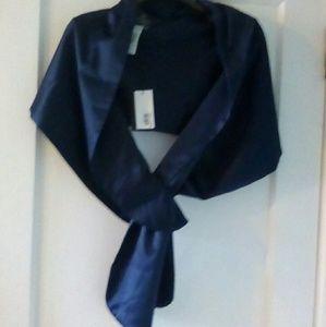 Navy wrap
